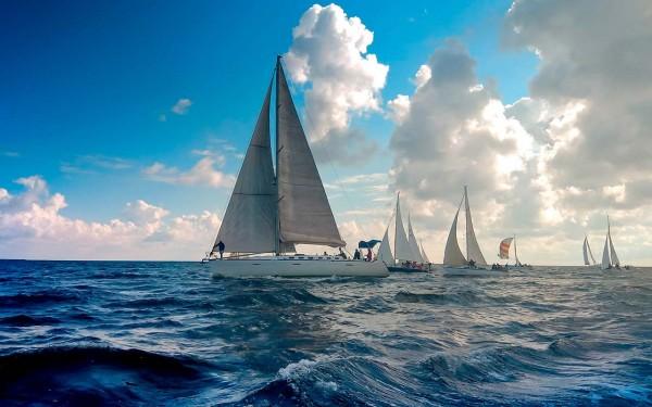 Yachtman flottila event