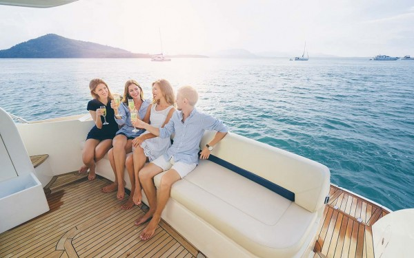 Yacht Charter Holidays