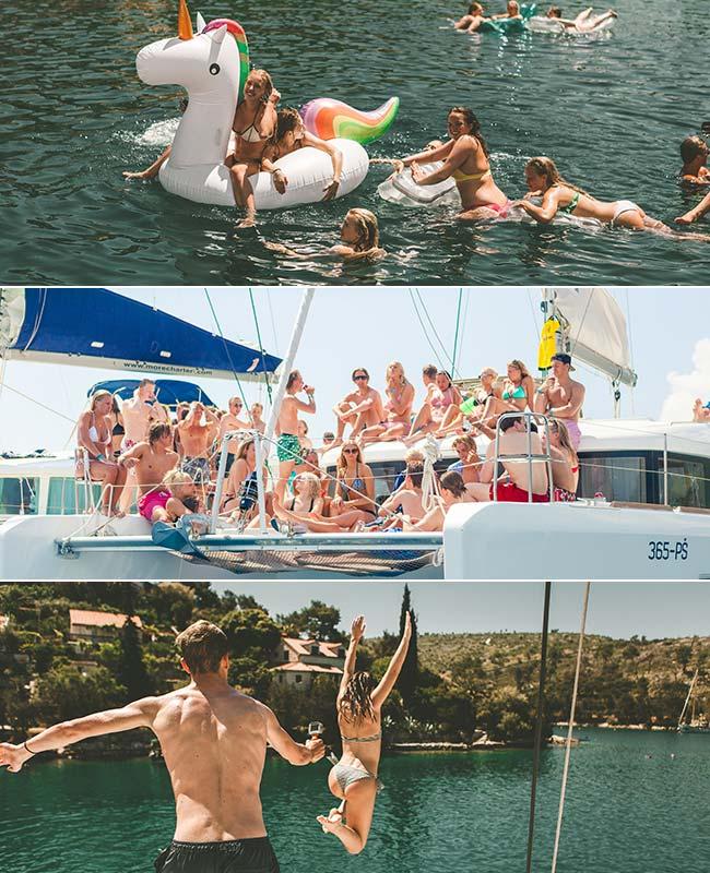 YachtmanHolidaysPartyTourCroatia