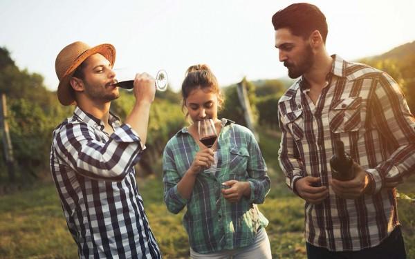 Yachtman wine family tour