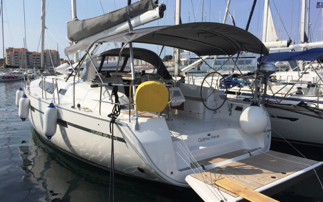 Bavaria Cruiser 46, Optima Prime