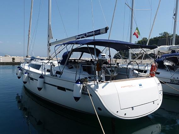 Bavaria Cruiser 51, Lussi