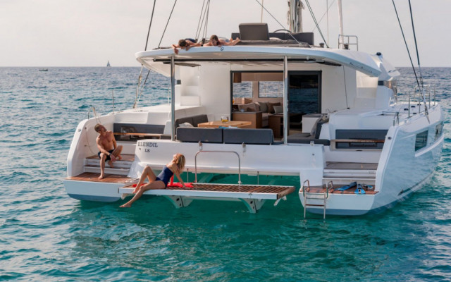 Lagoon 50, NEW L50 ATH (ONLY SKIPPERED)