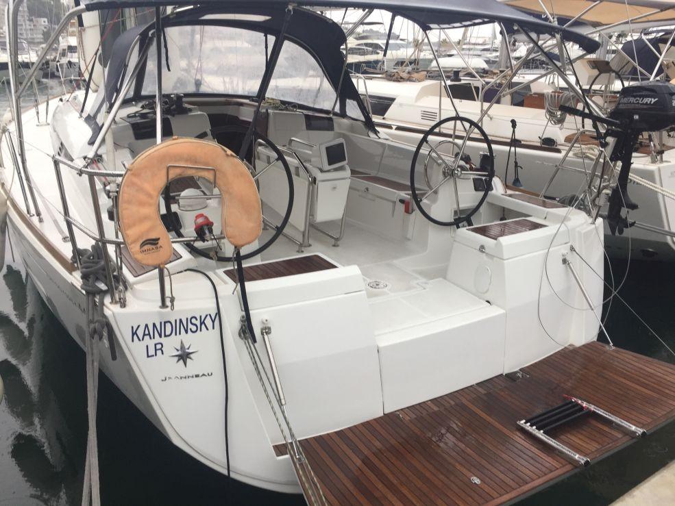 Sun Odyssey 449, KANDINSKY